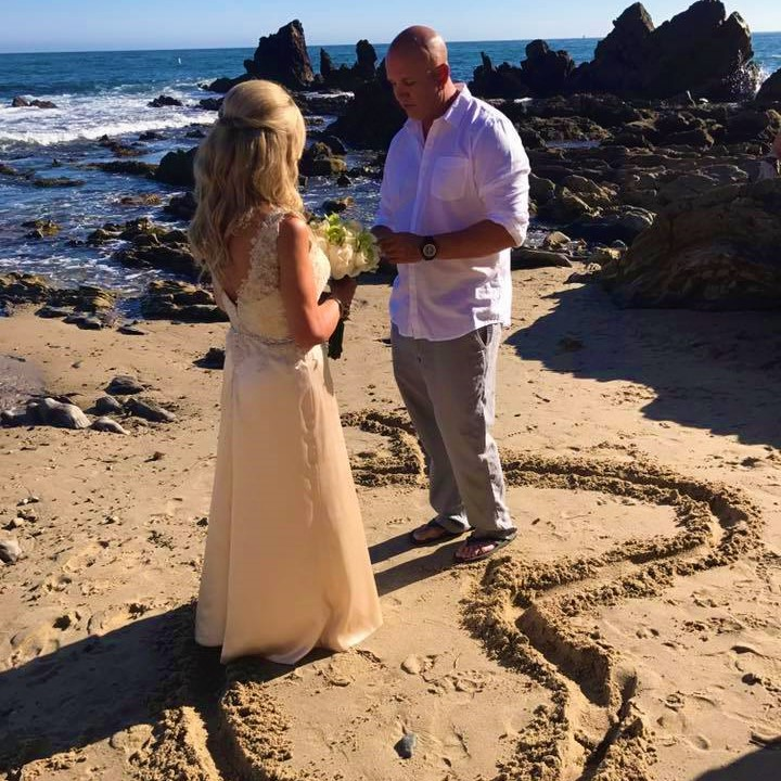 Elope on the beach