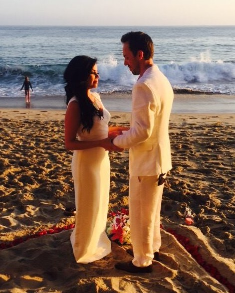 eloping on newport beach